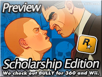 First-Hand Preview: Bully: Scholarship Edition - Kikizo