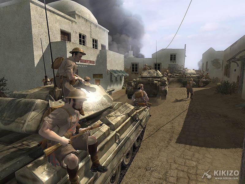 Kikizo | News: Call Of Duty 2, Quake 4 Get New Maps