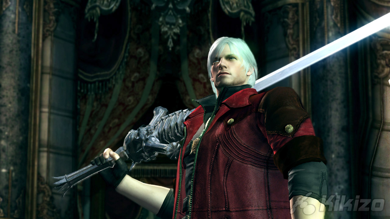 Devil May Cry 4 Drops Onto Xbox 360