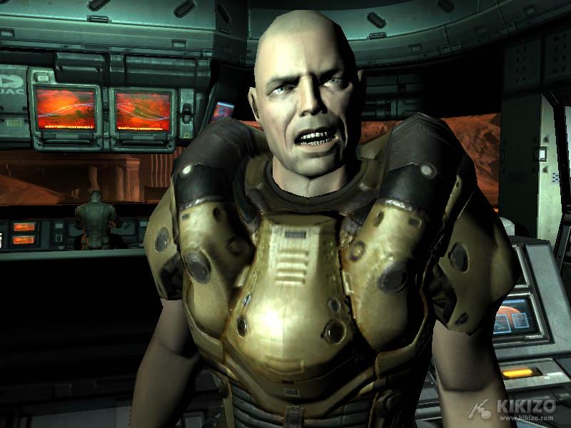 Kikizo | News: Doom 3 Hands-On & Huge Media Blowout