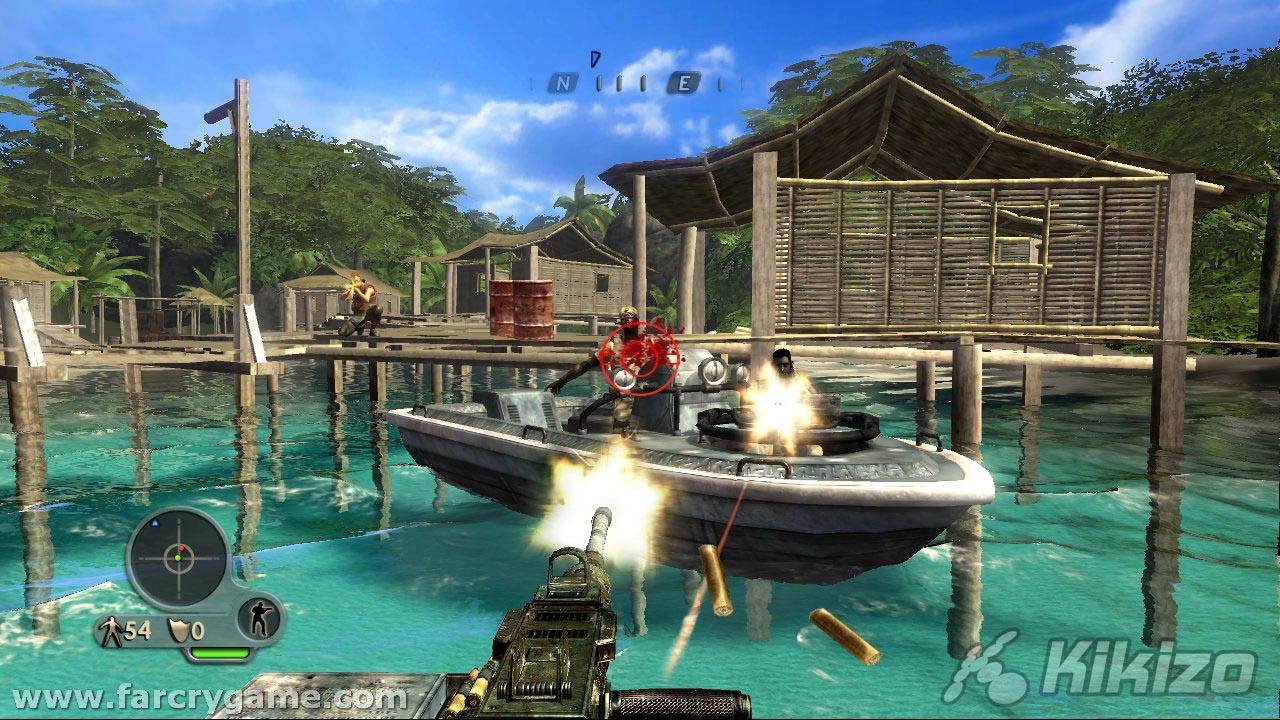 Kikizo Xbox 360 Review Far Cry Instincts Predator