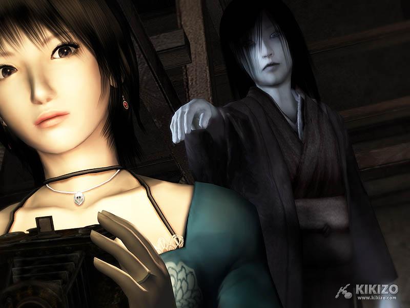 Kikizo | News: Fatal Frame Torments the PlayStation 2