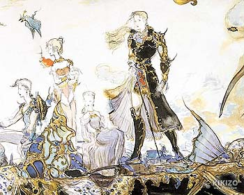 Nintendo to bring RPG classic Final Fantasy IV to the Game Boy Advance
