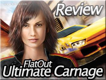 Kikizo | Xbox 360 Review: FlatOut Ultimate Carnage