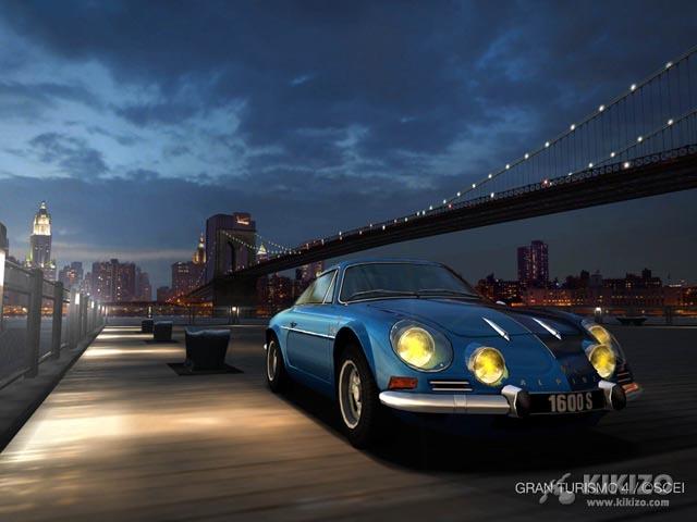Gran Turismo 4's Photo Mode (samples
