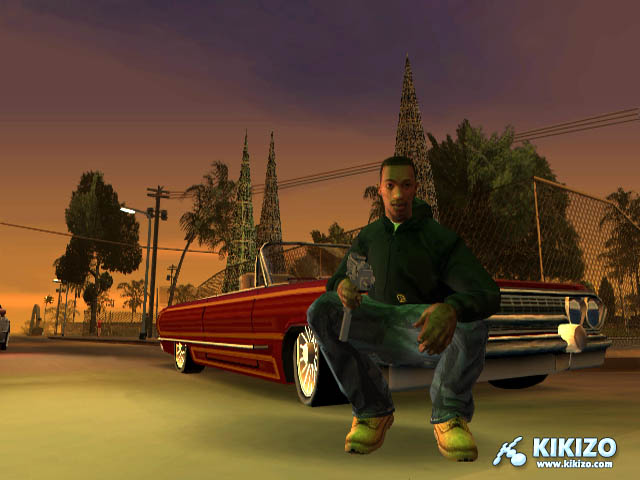 Kikizo | PS2 Preview: Grand Theft Auto: San Andreas