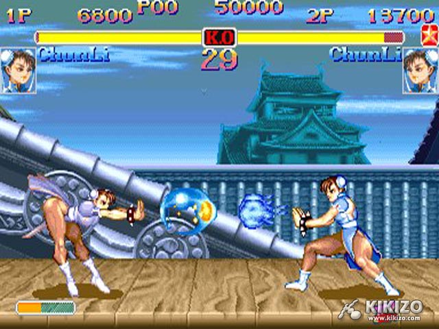 Kikizo   Review: Hyper Street Fighter II: The Anniversary