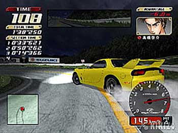 Kikizo   PS2 Review: Initial D: Special Stage