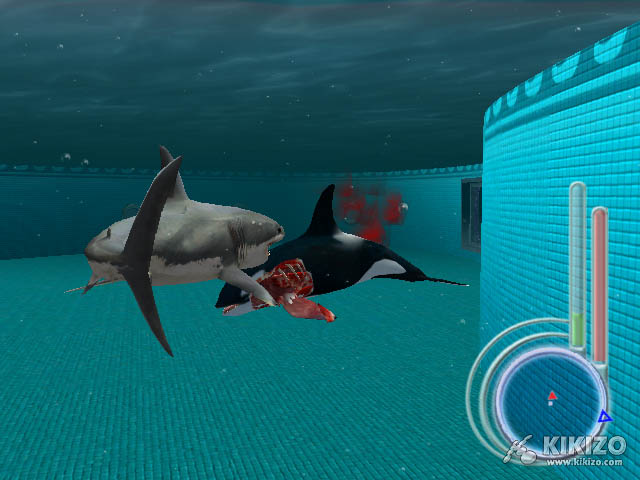 kikizo news e3 eat people in jaws unleashed