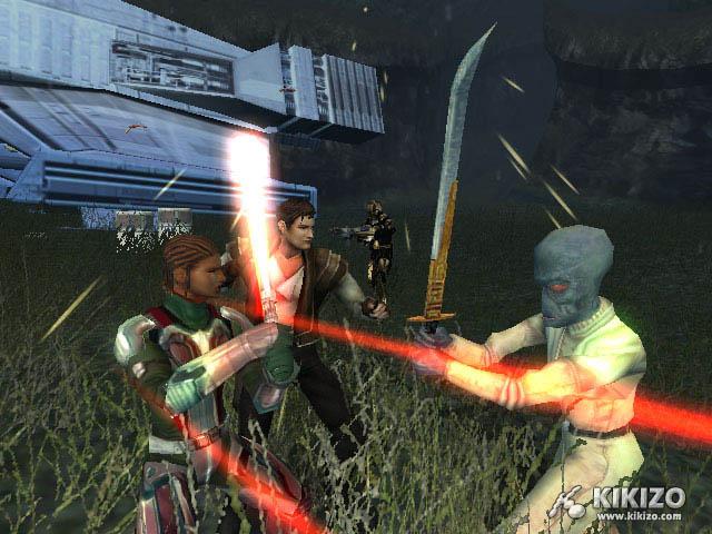 Kikizo | News: KOTOR II: Sith Lords Screenshot Blowout!