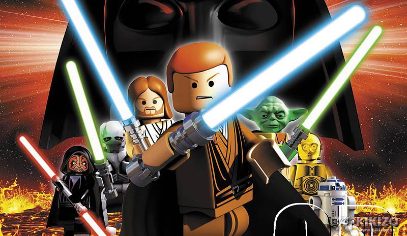 Kikizo News Lego Star Wars Shoots To Gamecube