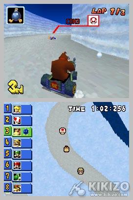 Kikizo | Nintendo DS Review: Mario Kart DS