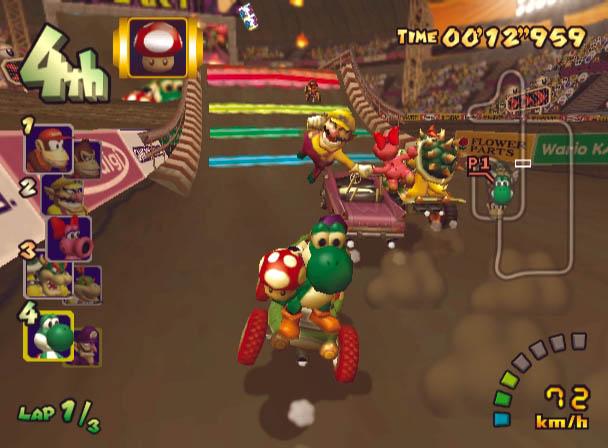 Kikizo | GameCube Preview: Mario Kart: Double Dash!!