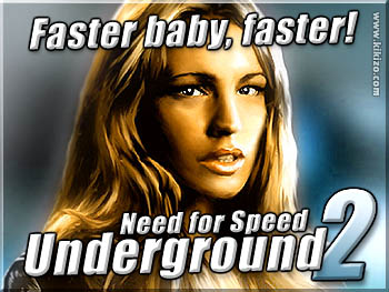 Kikizo | News: Need for Speed Underground 2: Hands-On