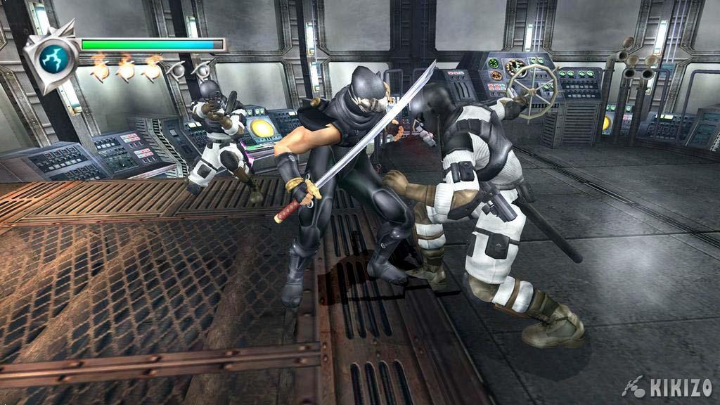 Kikizo News E3 2004 Celebrating Ninja Gaiden