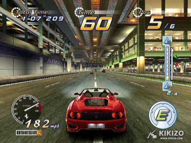 Kikizo | Xbox Review: OutRun2