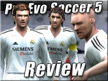 Kikizo | Review: Pro Evolution Soccer 5