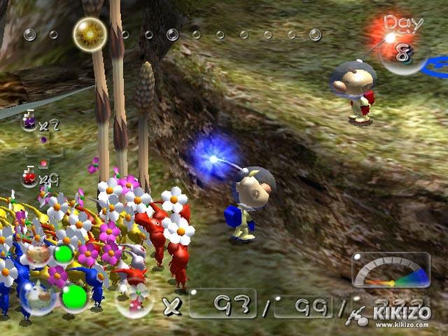 Kikizo Gamecube Review Pikmin 2