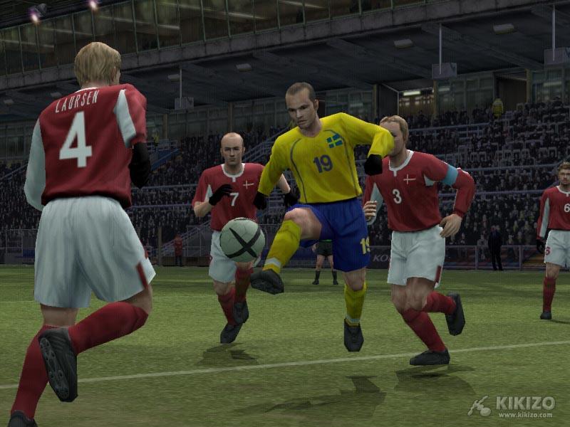 Kikizo | News: Pro Evolution Soccer 4 Revealed - First