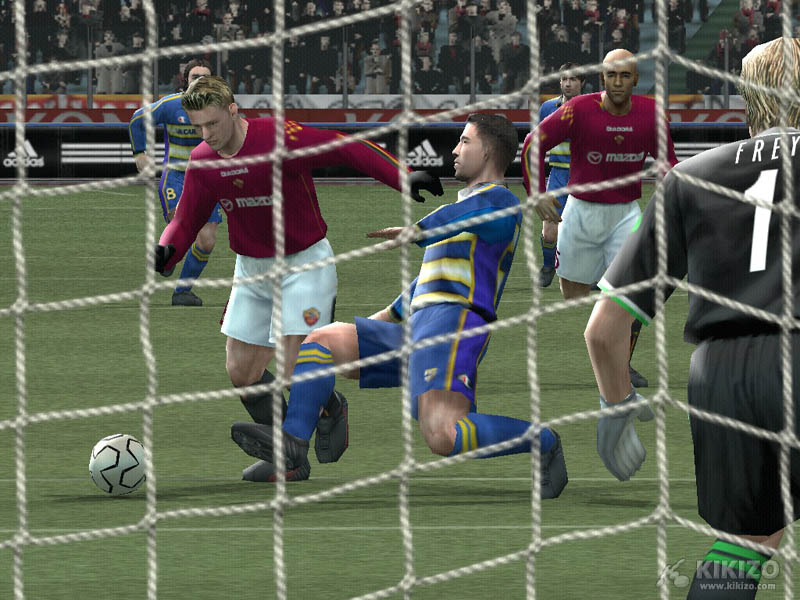 Kikizo   Review: Pro Evolution Soccer 4