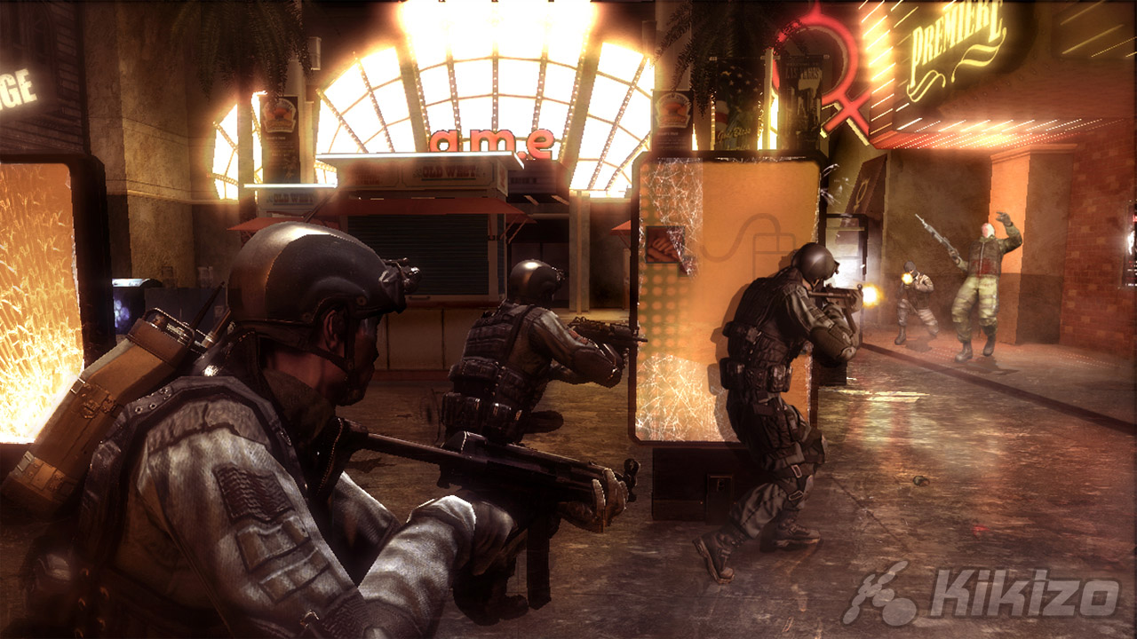 Rainbow Six: Vegas Breaches New Ground
