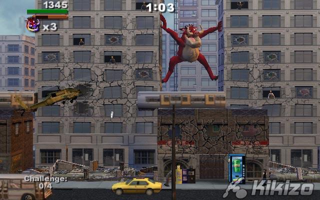 rampage total destruction gamecube cheats