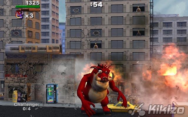 Kikizo News Rampage Total Destruction Video