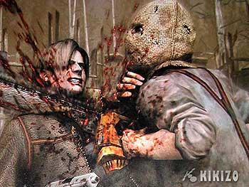 Resident Evil 4 (Electronic Arts / Capcom / Ubisoft) 01c