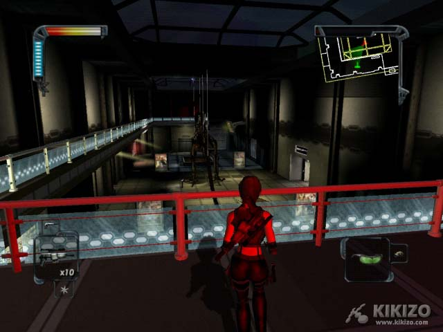 rouge ops ps2