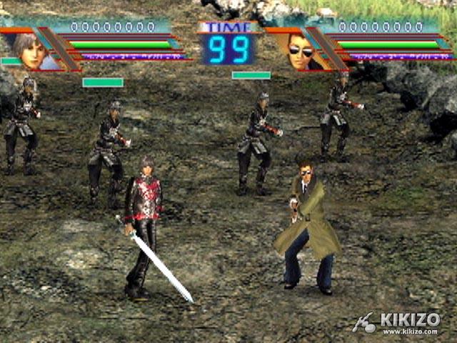Kikizo | PS2 Review: Simple 2000: Sengoku vs  Gendai & Earth Defence
