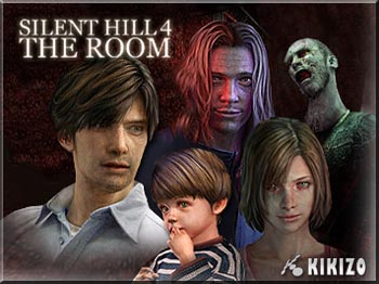 Kikizo News Revealed Silent Hill 4 The Room