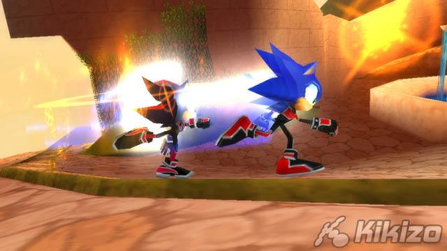 Kikizo Psp Review Sonic Rivals Page 3