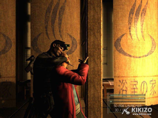 Kikizo | Review: Splinter Cell: Chaos Theory