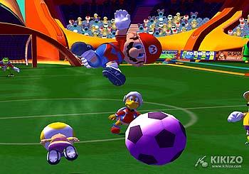 kikizo news mario scores new football game details