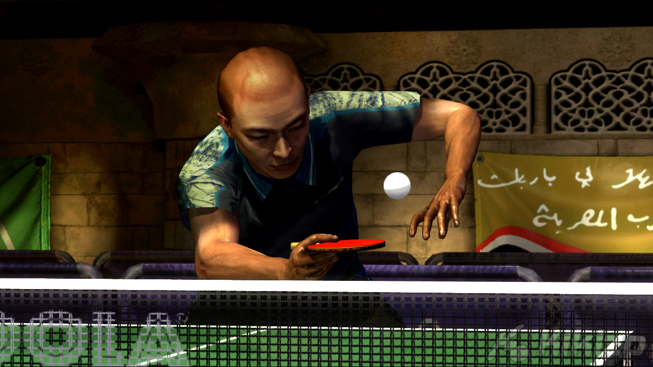 Kikizo | News: Rockstar Lobs Table Tennis Demo Online
