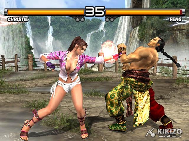 Kikizo Ps2 Review Tekken 5 Page 3