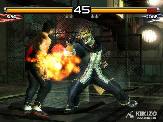 Kikizo | PS2 Review: Tekken 5