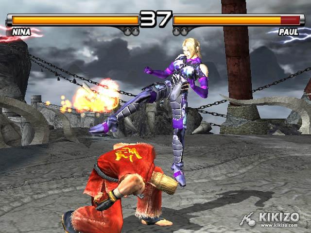 Kikizo Ps2 Review Tekken 5 Page 2