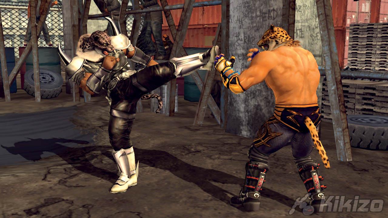 Kikizo Ps3 Review Tekken 5 Dark Resurrection