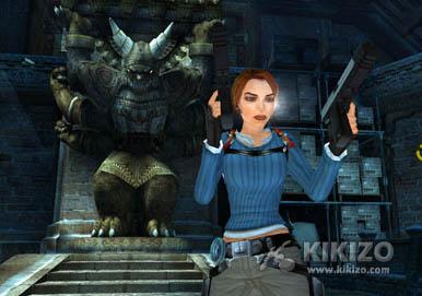 Kikizo News Tomb Raider Legend Gameplay Footage