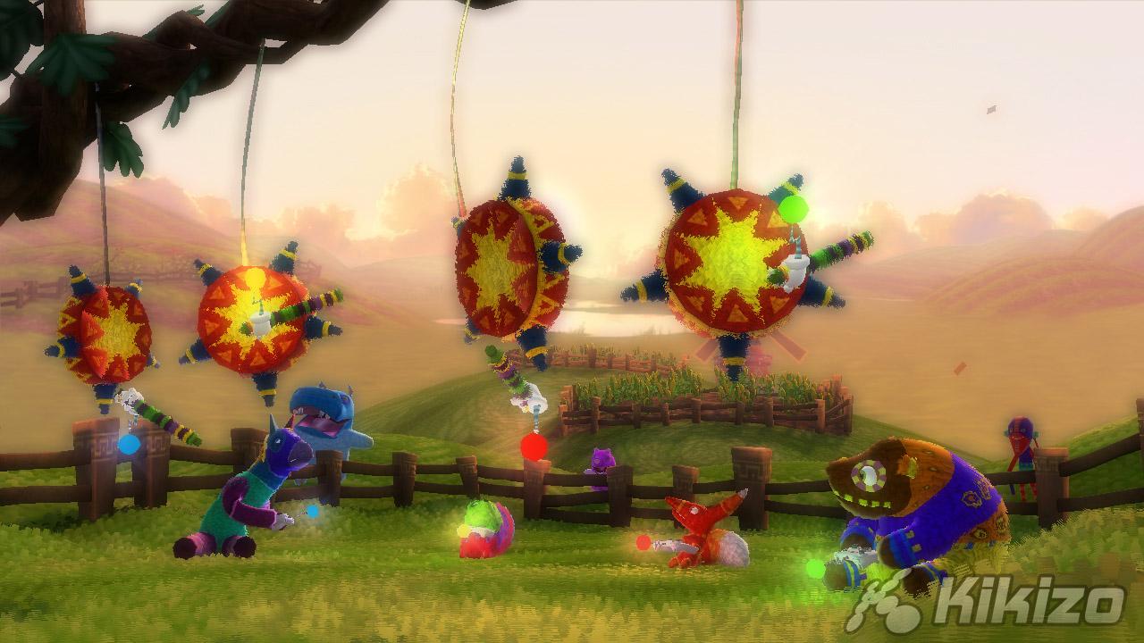 Kikizo | Xbox 360 Review: Viva Piñata: Party Animals