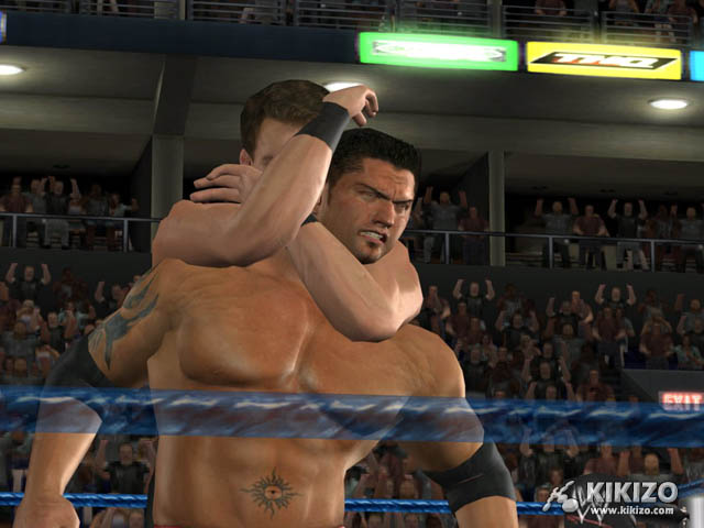 Kikizo | GameCube Review: WWE Day of Reckoning 2
